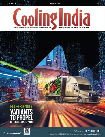 cooling india august 2020